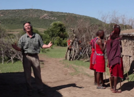 Introduction to William ole Pere's Masai Village